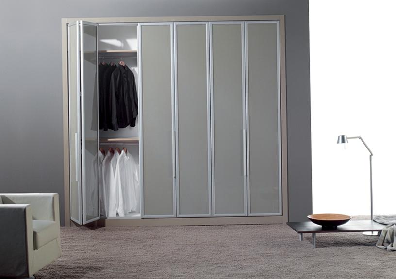 Small Bifold Closet Doors