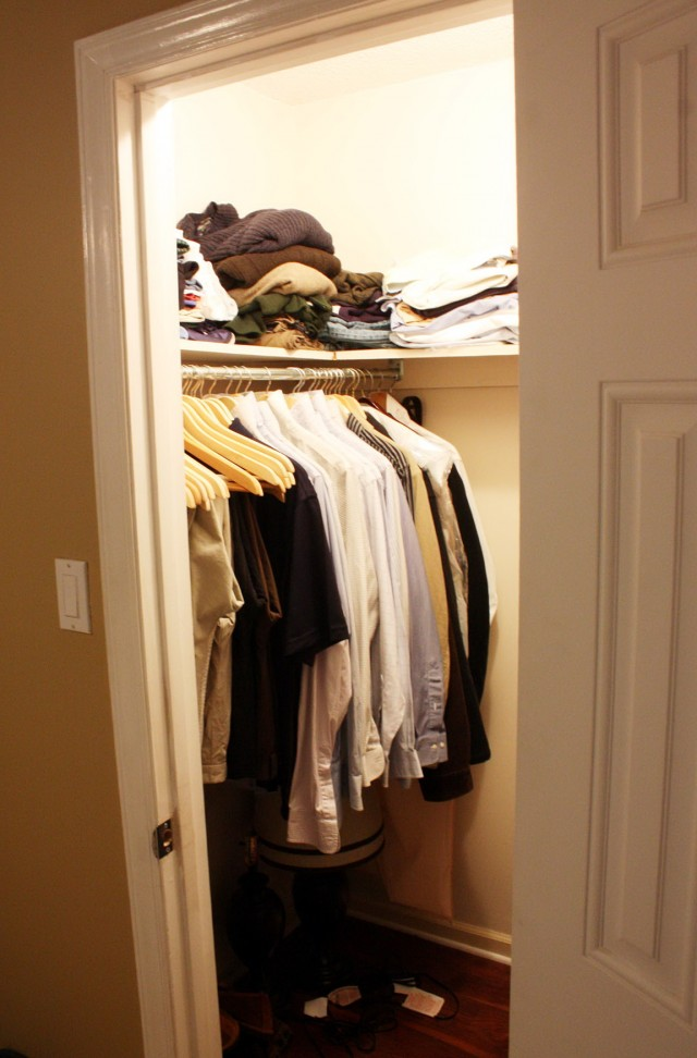 Small Coat Closet Design