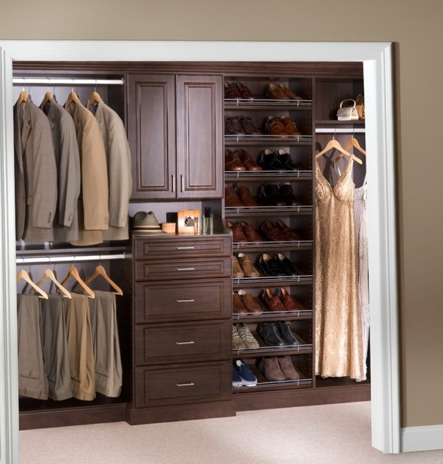 Small Dresser In Closet