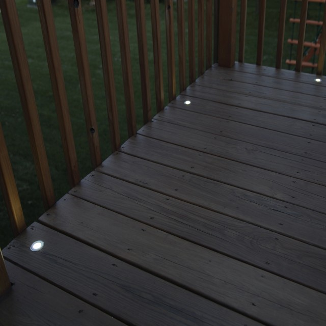 Solar Deck Lighting Ideas