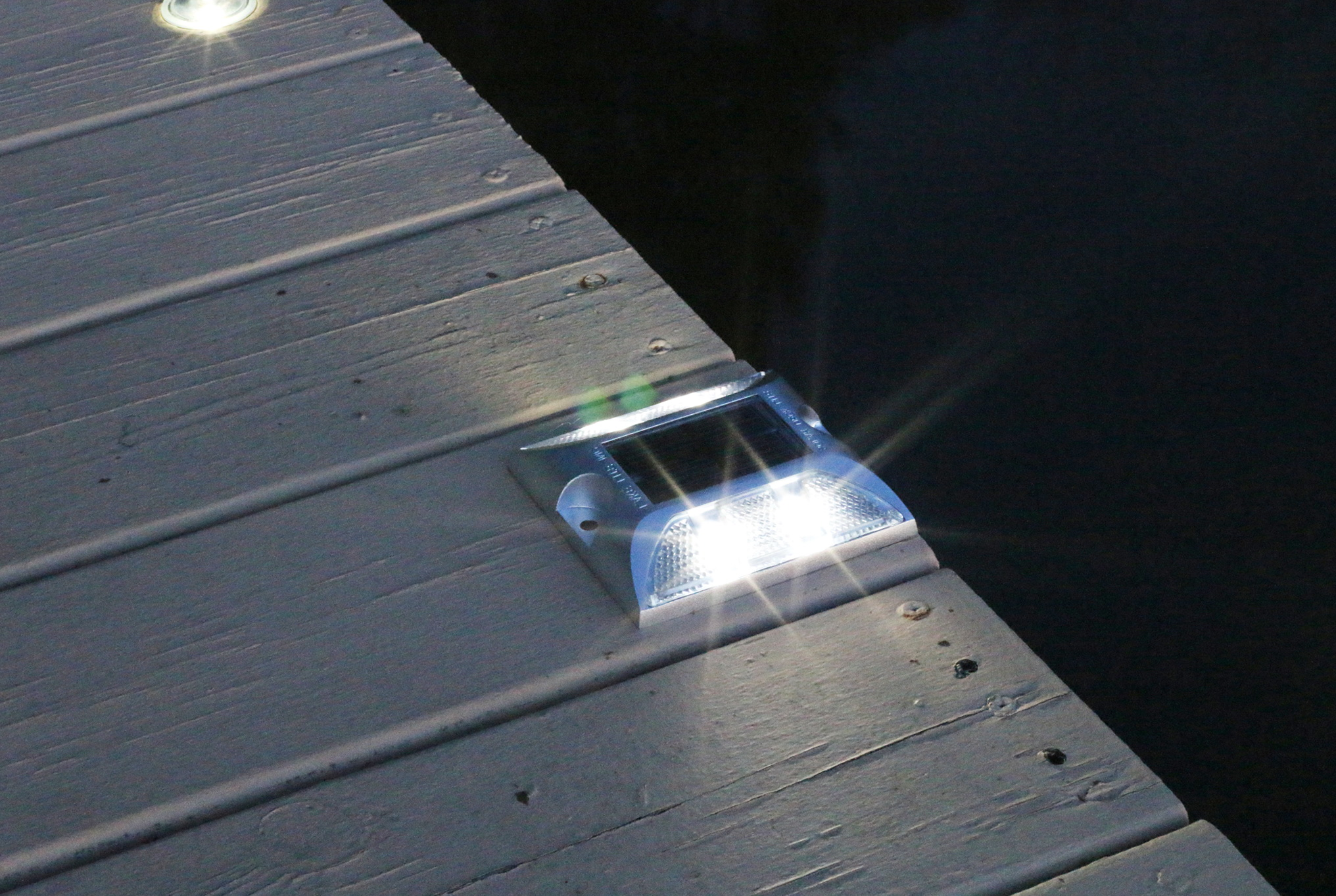 Post Top Lights Lowes: Solar Deck Lighting Lowes