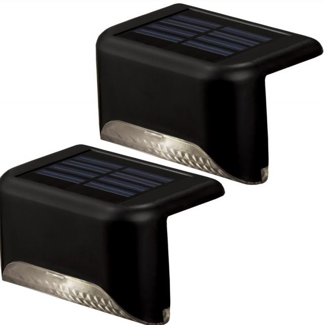 Solar Deck Step Lights Home Depot | Home Design Ideas