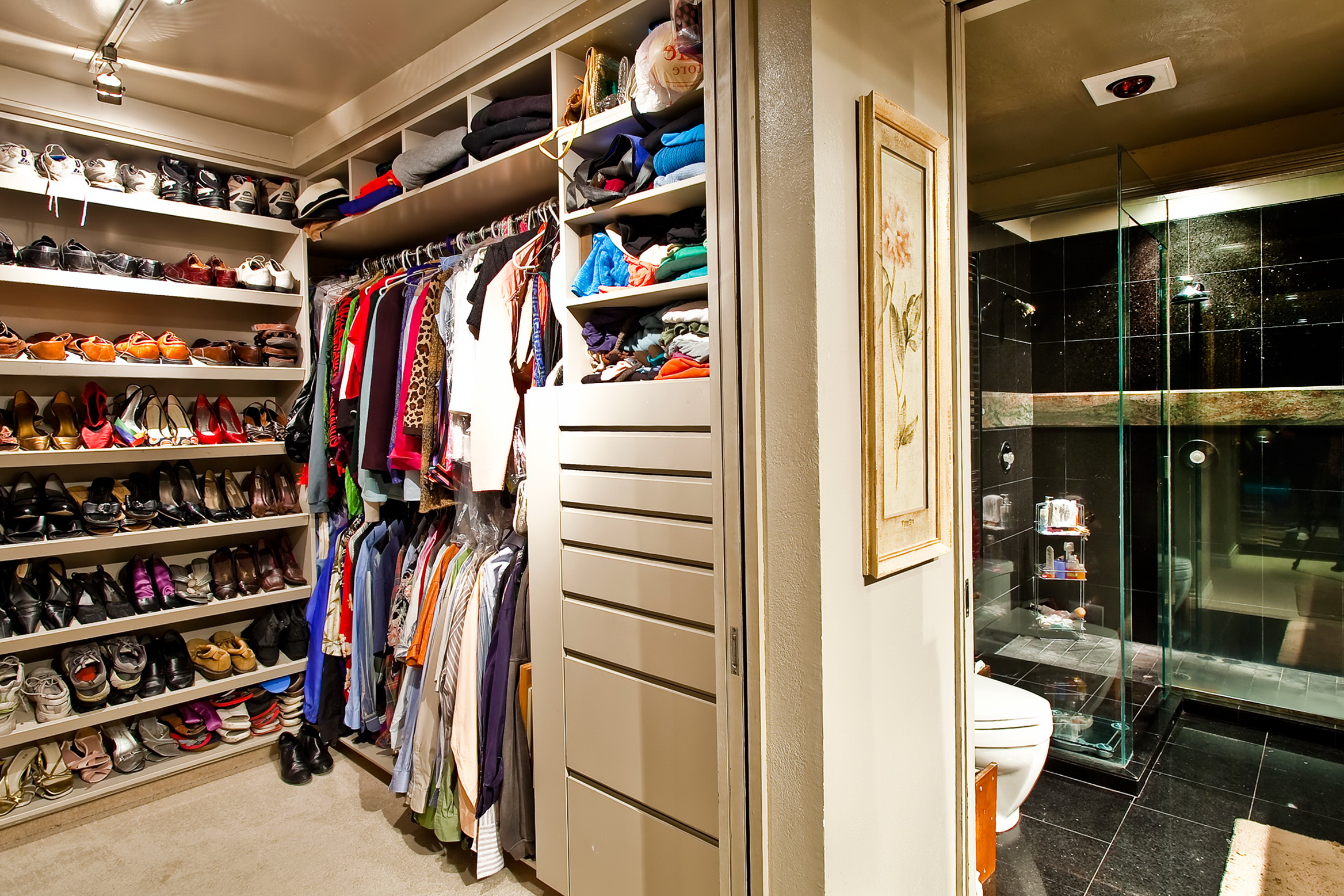 Space Saving Ideas For Small Closets Home Design Ideas