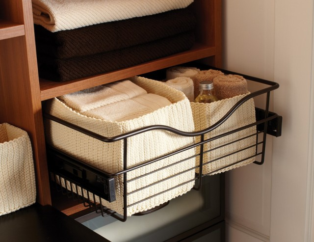 Storage Baskets For Closets
