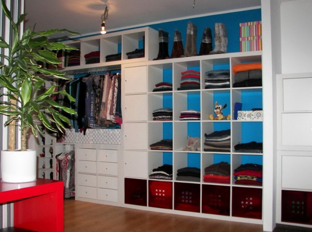 Storage For Closets Ideas