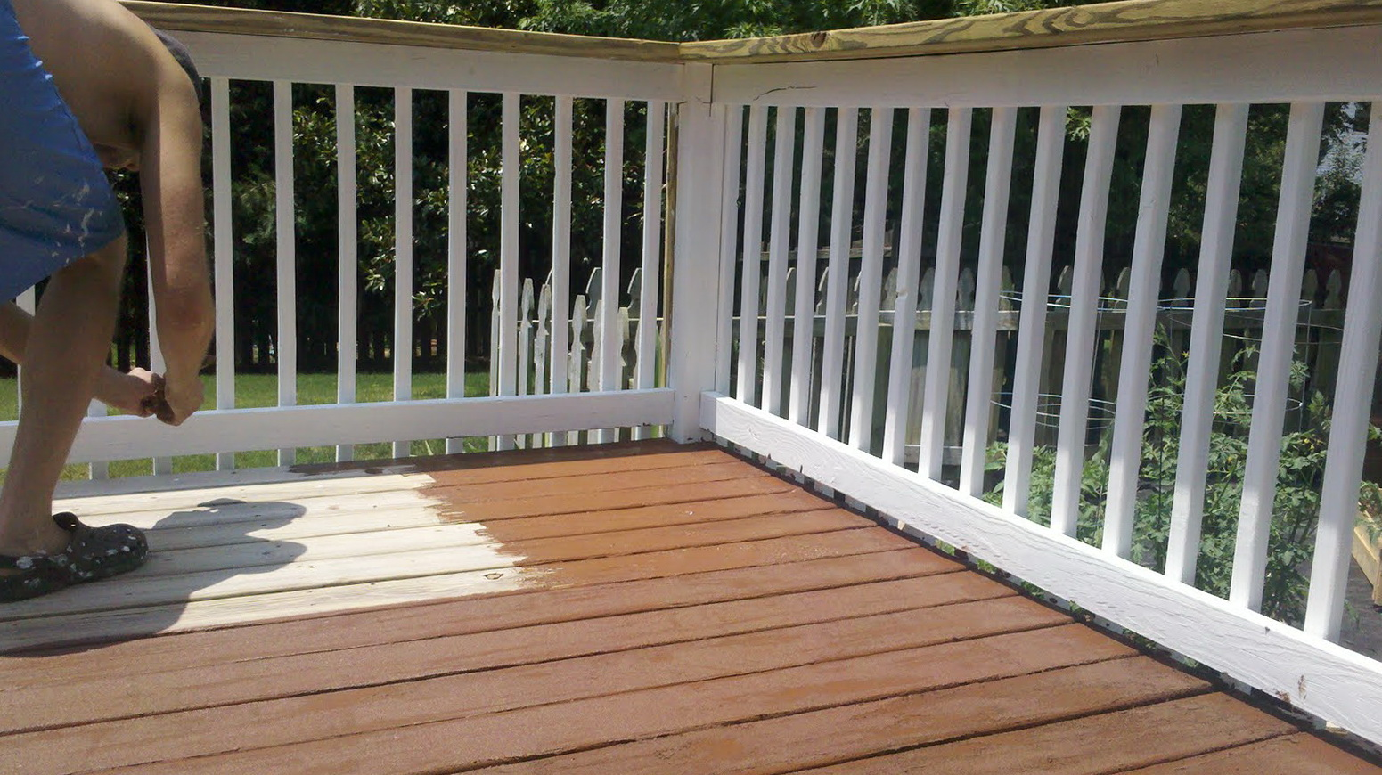 Thick Deck Paint Home Depot