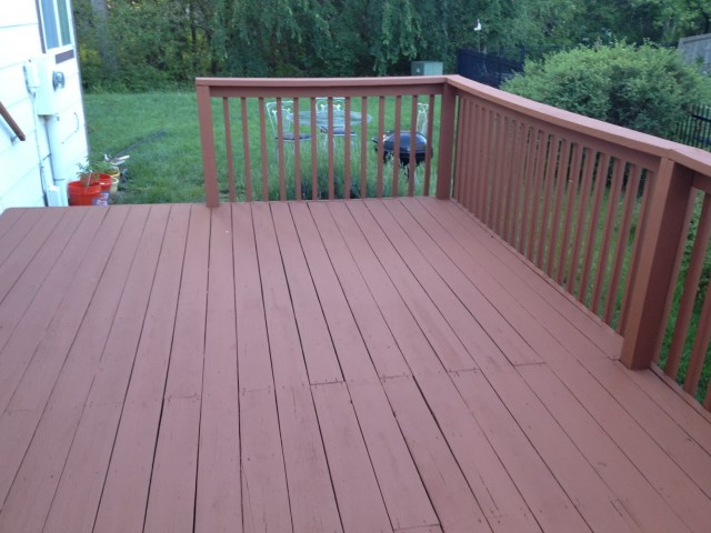 Thick Deck Paint Reviews