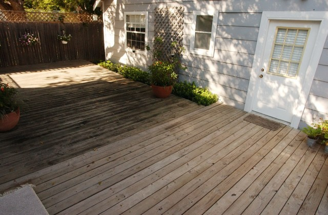 Thompson Deck Sealer Instructions