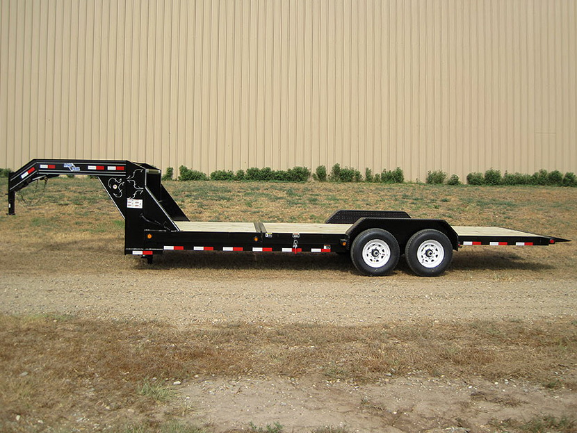 Tilt Deck Gooseneck Trailer For Sale Home Design Ideas