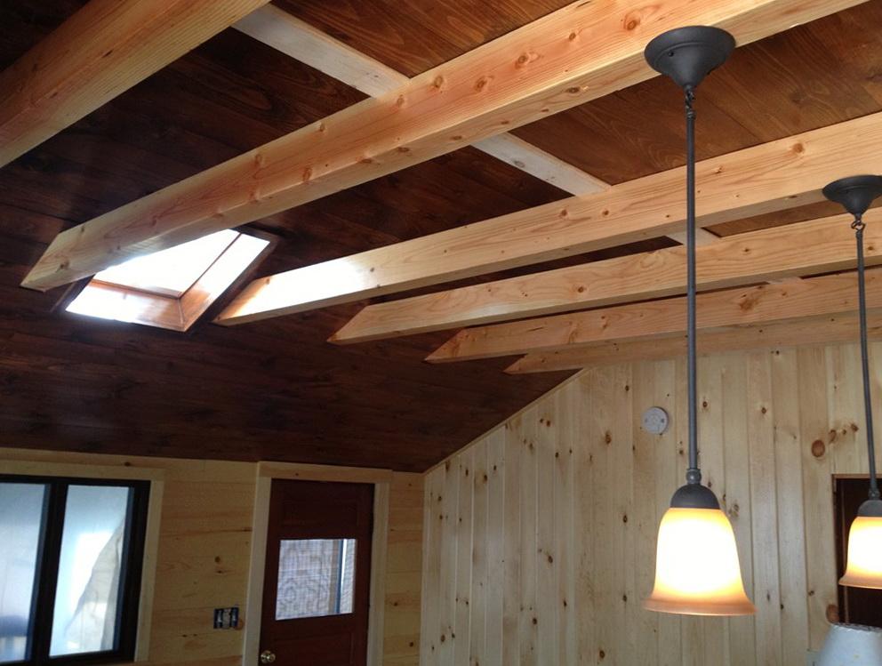 Tongue And Groove Roof Decking Prices Home Design Ideas