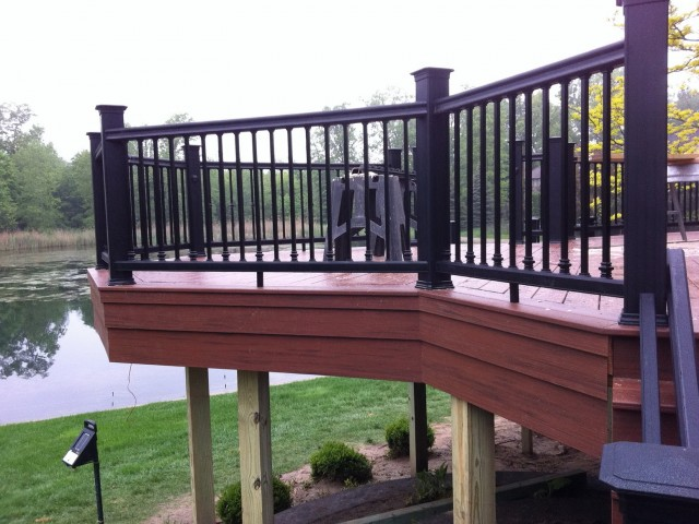 Trex Decking Installation Guide