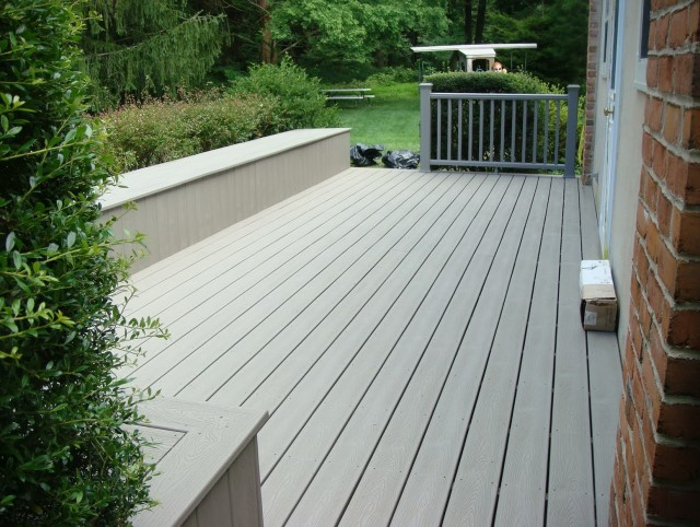 Trex Decking Installation Prices