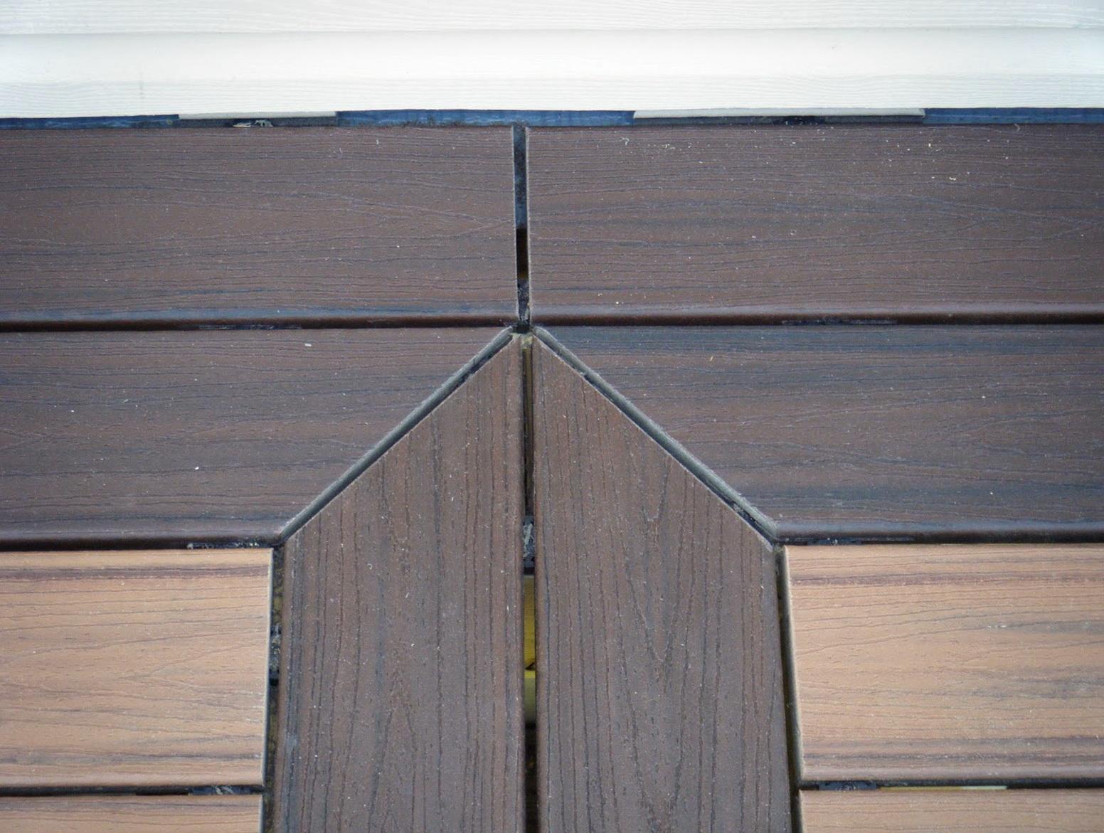 Trex Decking Installation Spacing