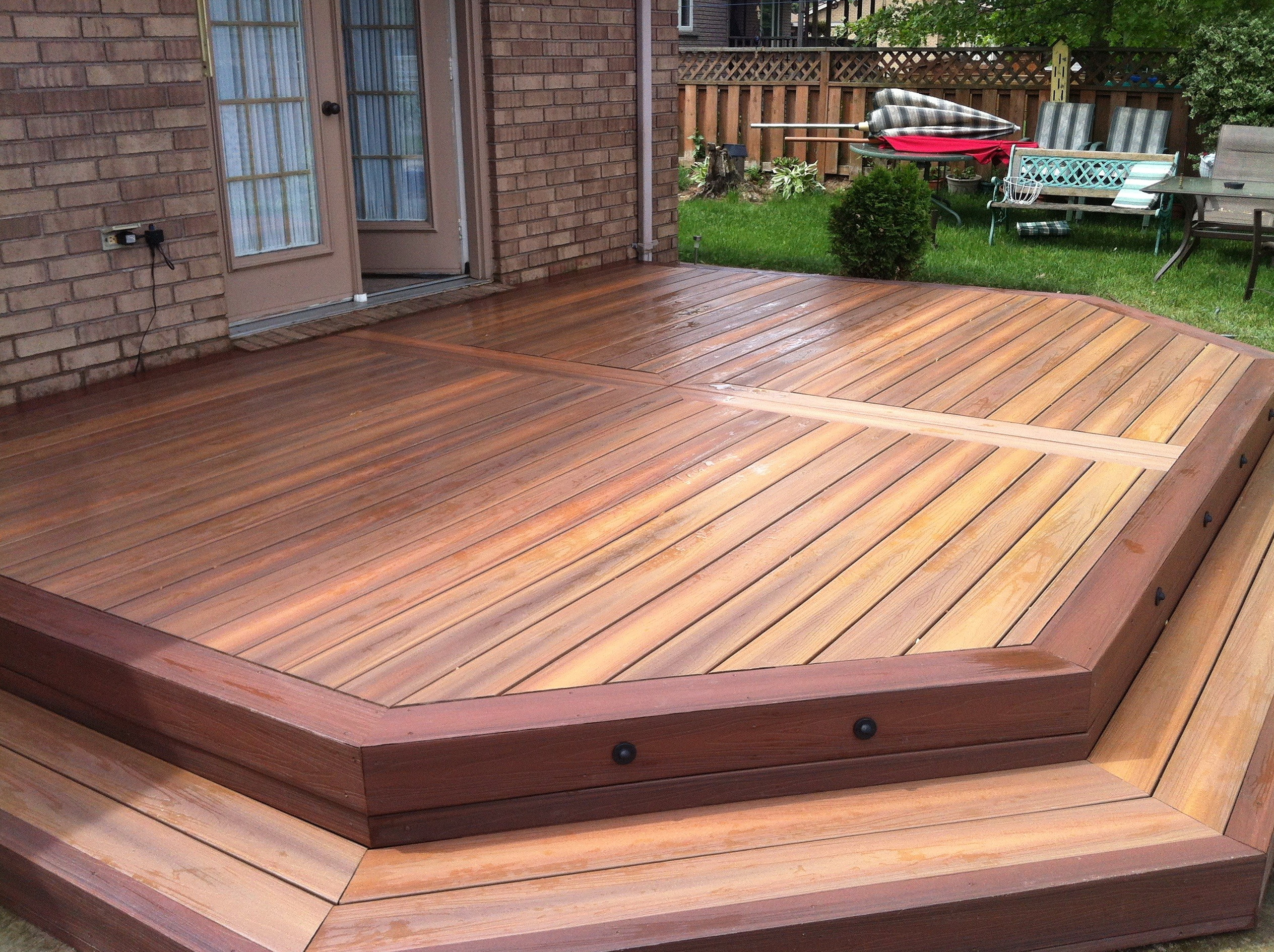 Trex Decking Installation Video Home Design Ideas