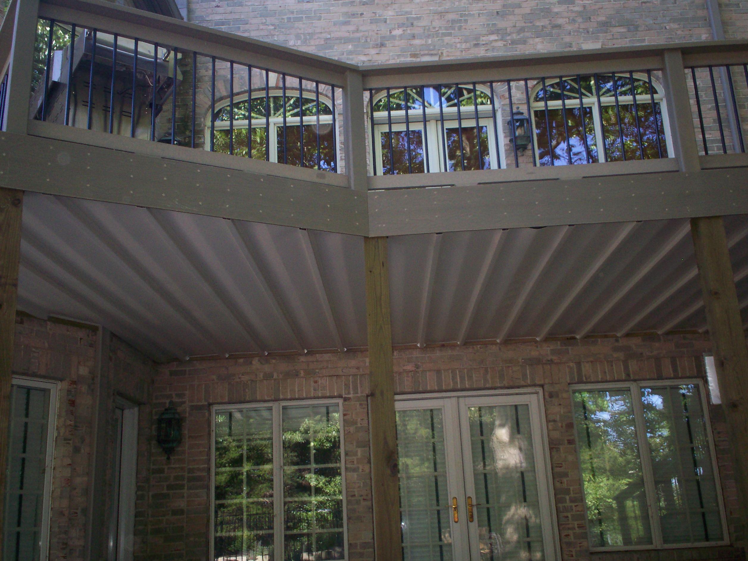 Tuftex Deck Drain Reviews Home Design Ideas