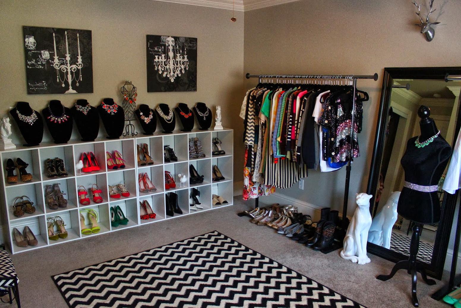 Turning A Bedroom Into A Closet Ideas   Home Design Ideas