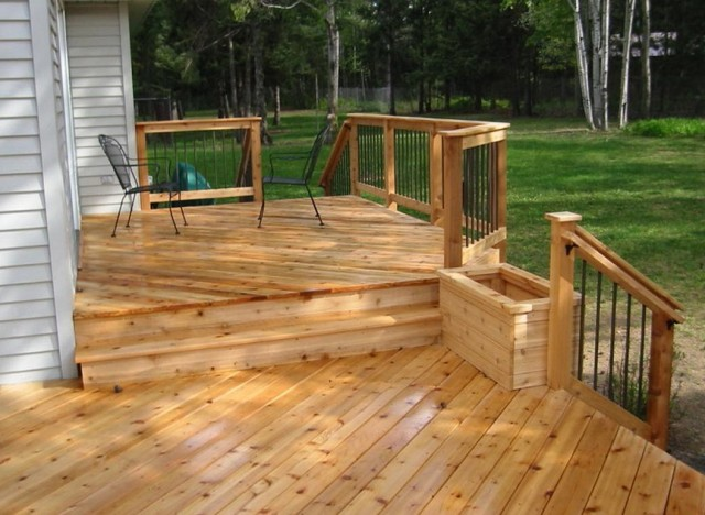 Types Of Wood For Decks