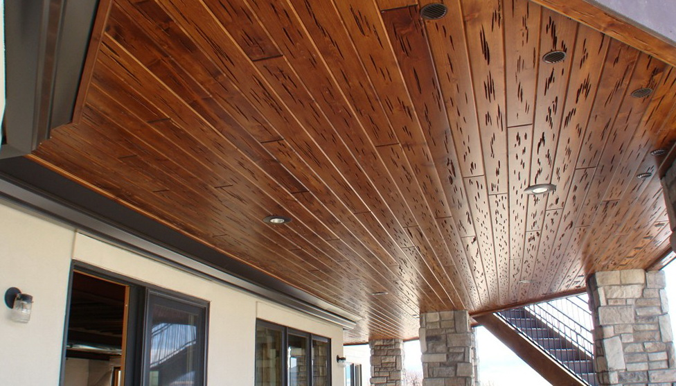 Under Deck Ceiling Systems Brew Home