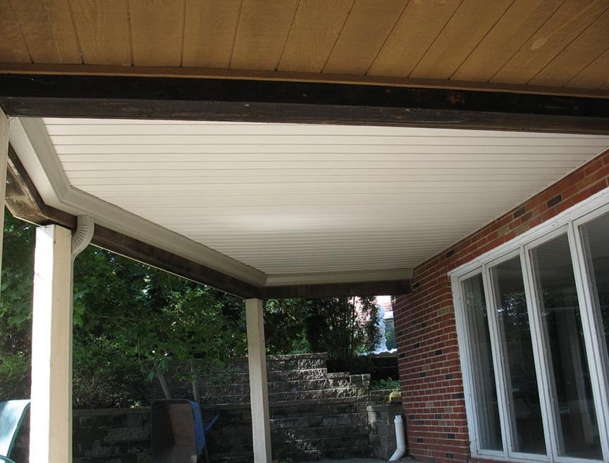 Under Deck Ceiling System Reviews Home Design Ideas