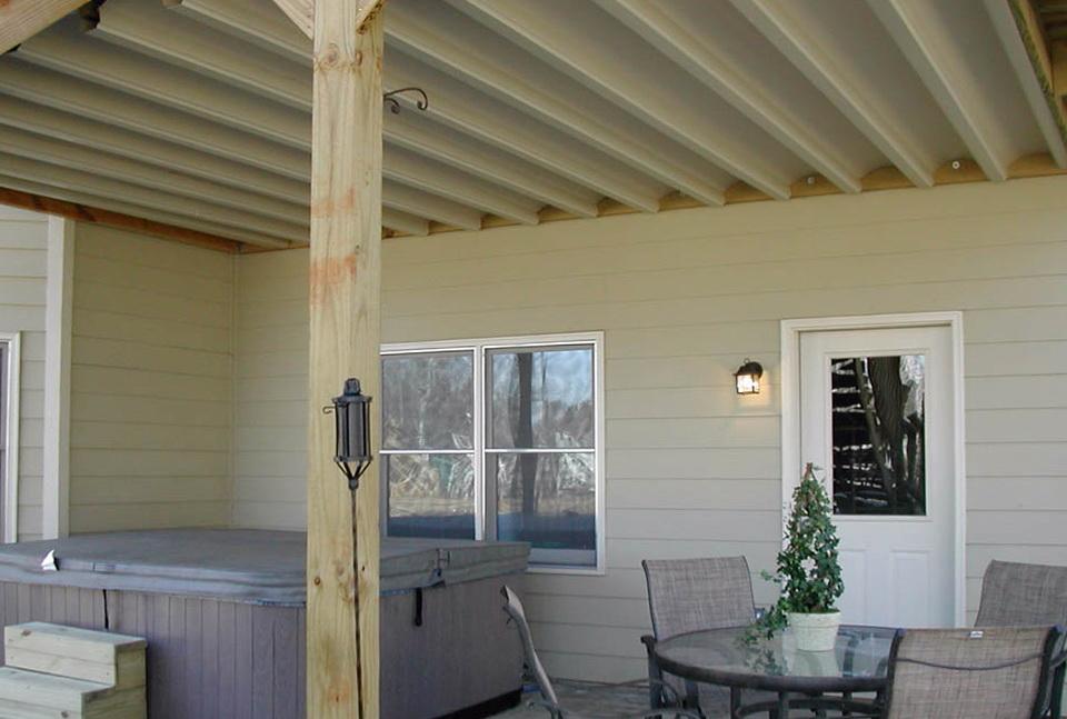 Under Deck Waterproofing Cost Home Design Ideas