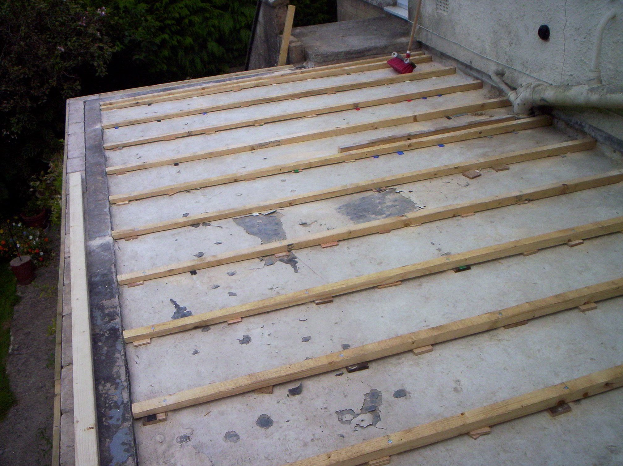 Deck Waterproofing Membrane : Under deck waterproofing membrane home design ideas