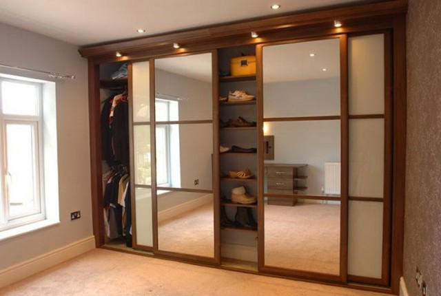 Unique Sliding Closet Doors