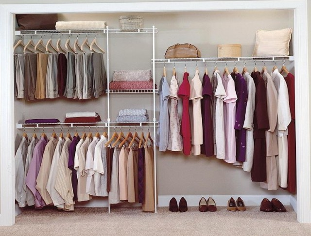 Wall Closet System Lowes