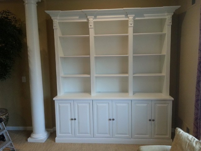 Wall Hanging Closet Systems
