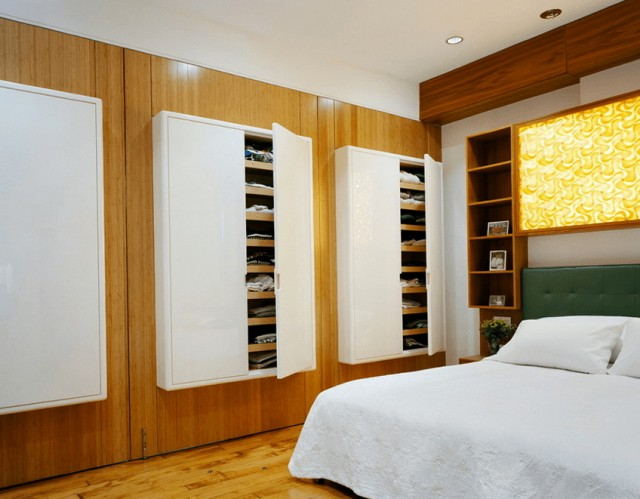 Wall Mounted Closet Systems
