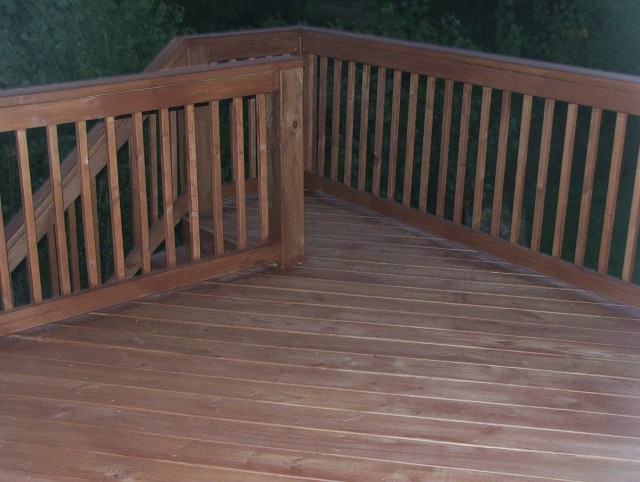 Water Based Deck Stain Remover