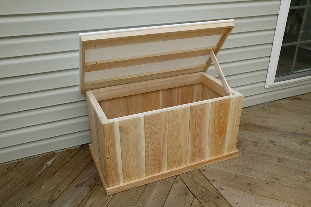 Waterproof Deck Box Storage
