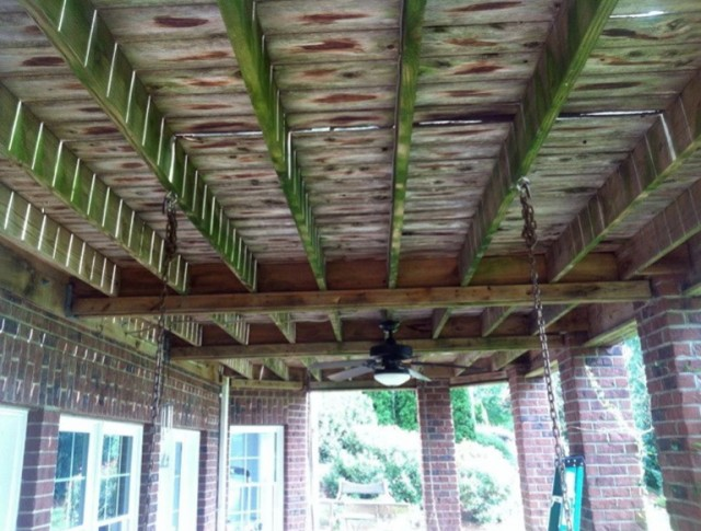 Waterproof Under Deck Diy