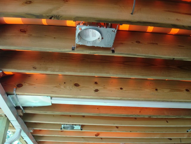 Waterproof Under Deck Lighting