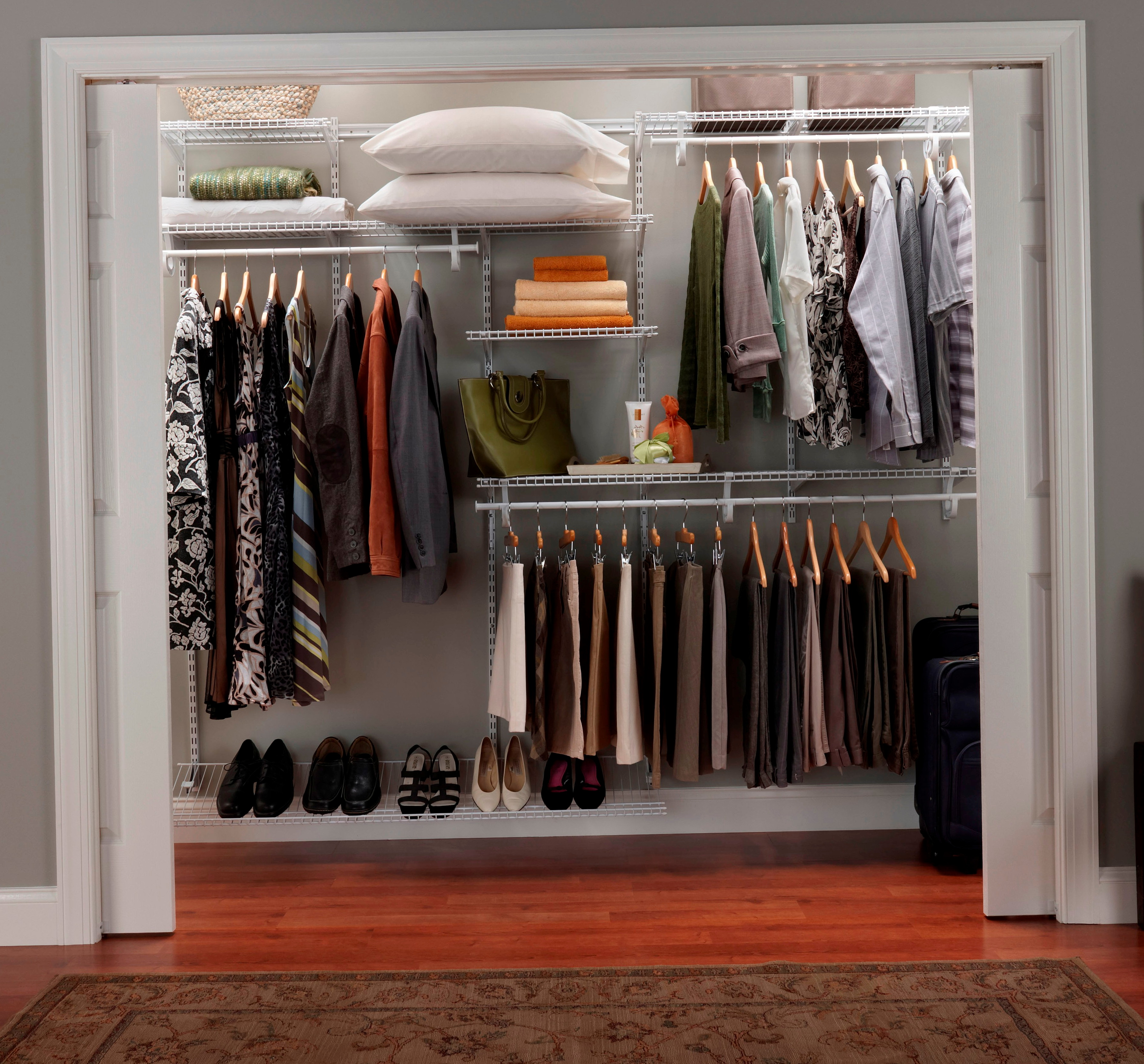 stupendous design creative closet unit wire shelf own inspirations with decorative organizer closetmaid room full size terrific your shelving