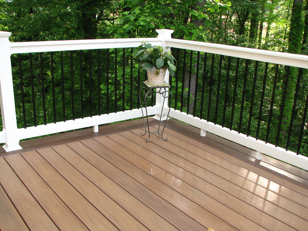 Wolf Pvc Decking Colors Home Design Ideas