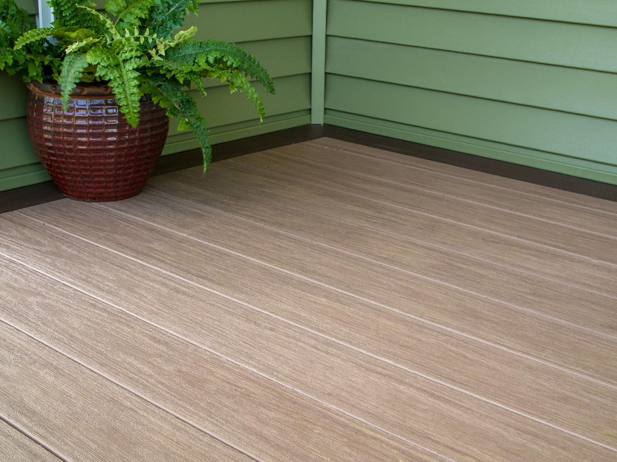 Wolf Pvc Decking Reviews