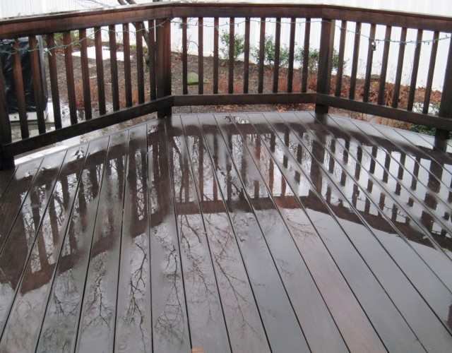 Wood Deck Cleaner Reviews