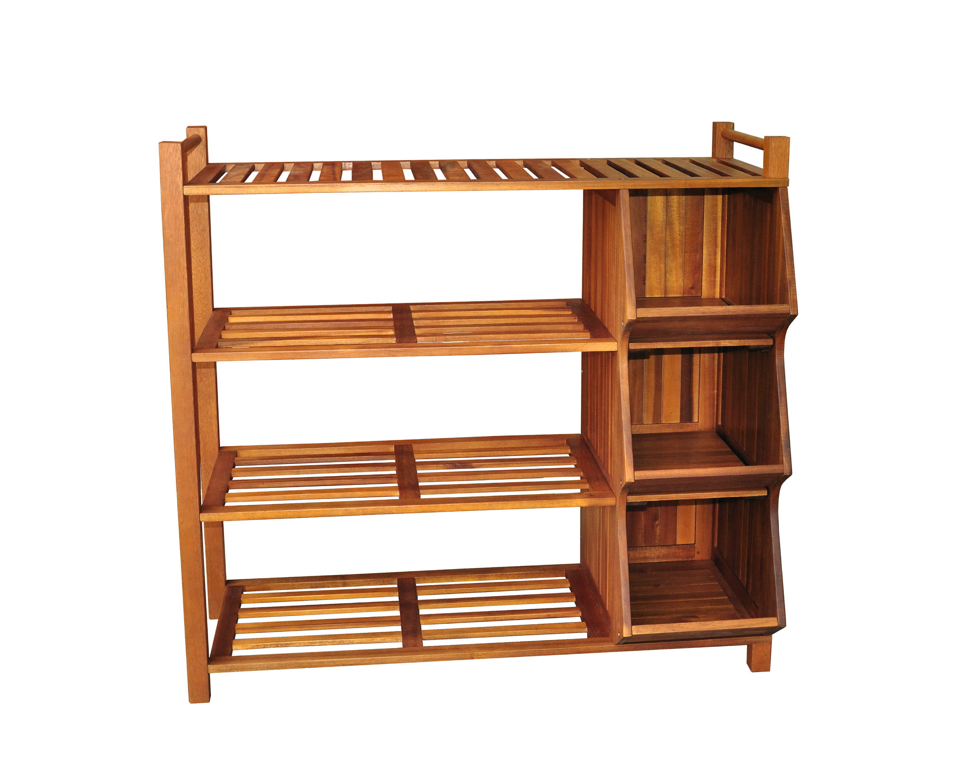 Wood Pallet Closet Organizer Home Design Ideas