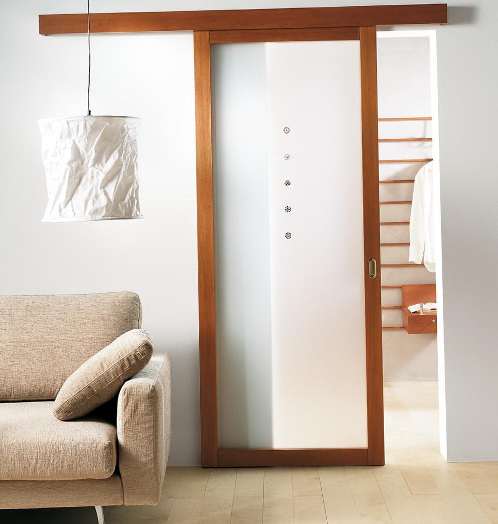 Wood Sliding Doors Closet