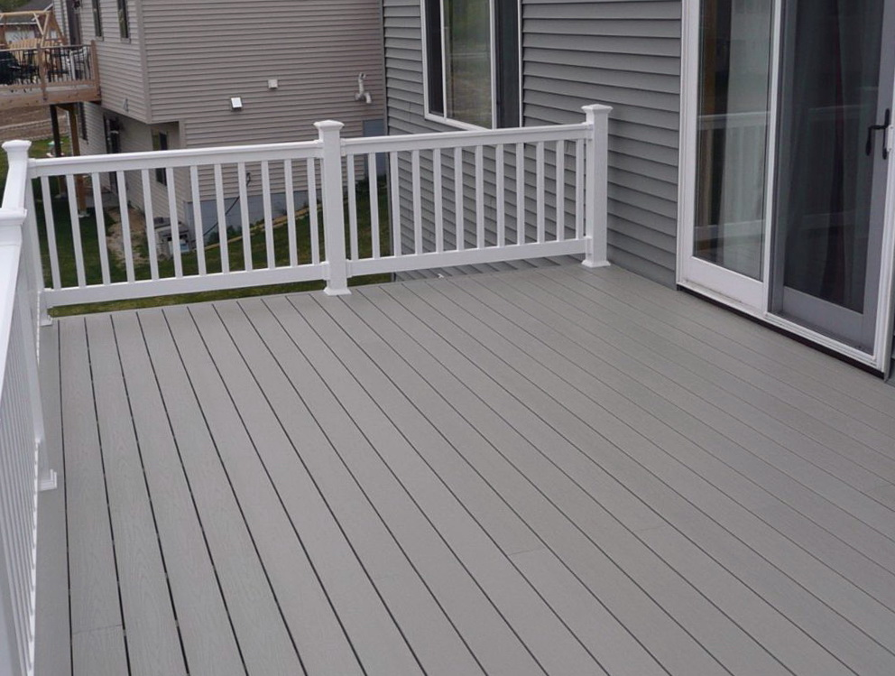 Wood Vs Composite Deck Price Home Design Ideas