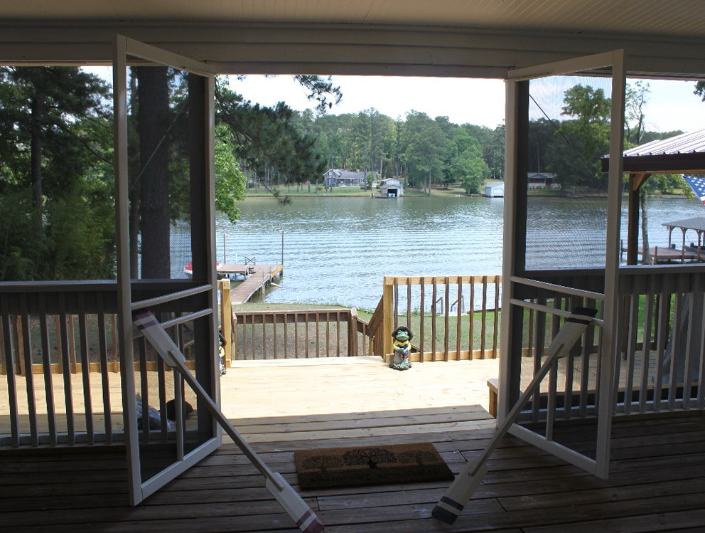 Wooden Decks For Mobile Homes
