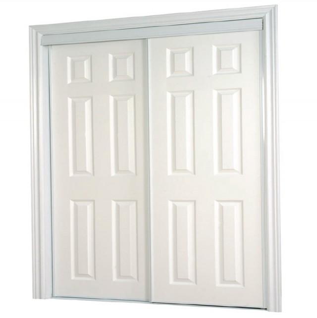 Six Panel Sliding Closet Doors Home Design Ideas