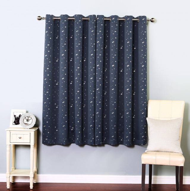 63 Inch Grommet Curtains