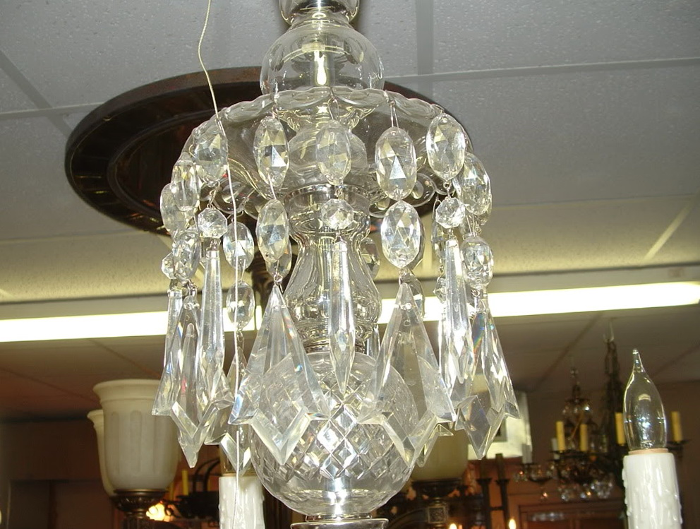 Antique Crystal Chandeliers On Ebay