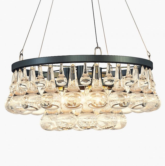 Arctic Pear Chandelier Copy Uk