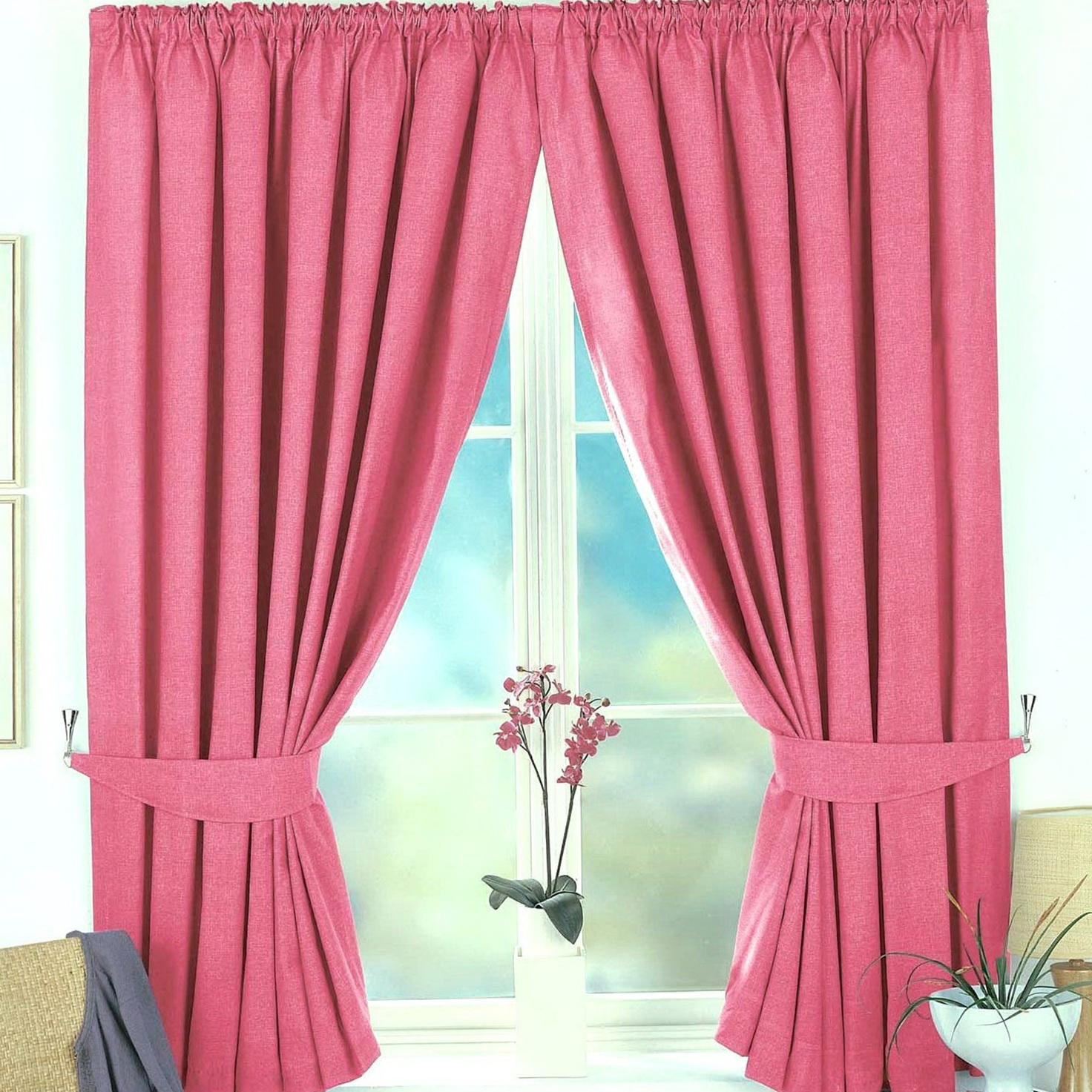 Baby Pink Blackout Curtains Home Design Ideas