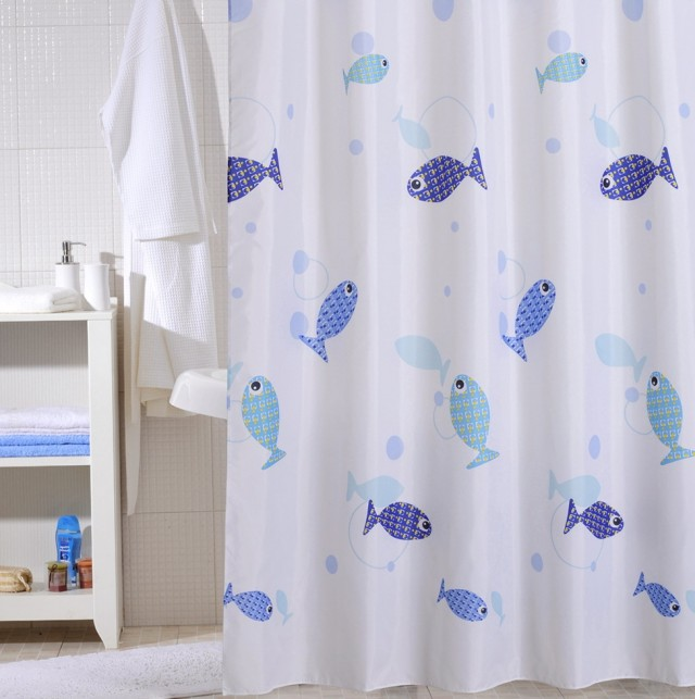Bathroom Shower Curtains Pictures