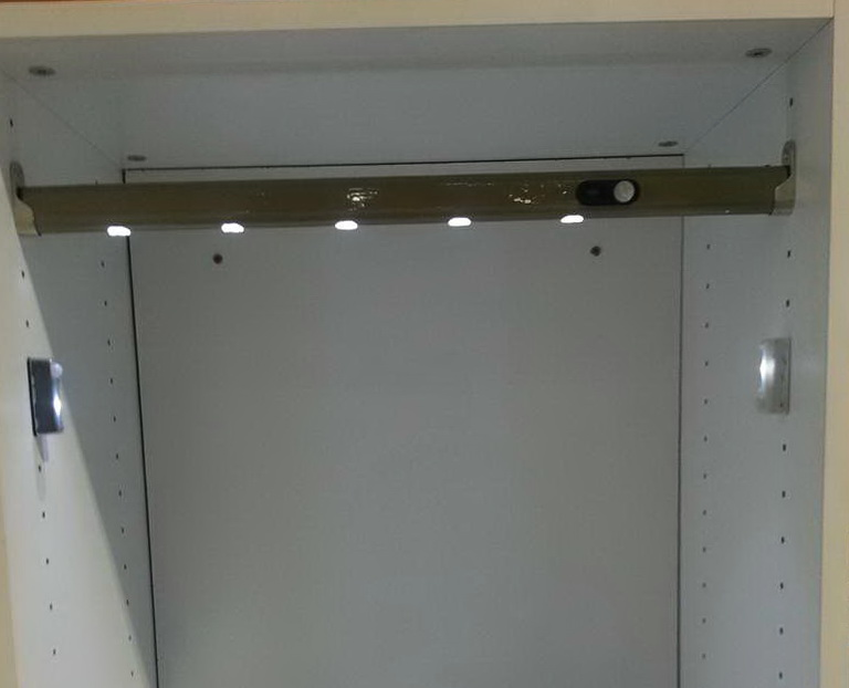 Battery Operated Closet Light Fixtures Home Design Ideas