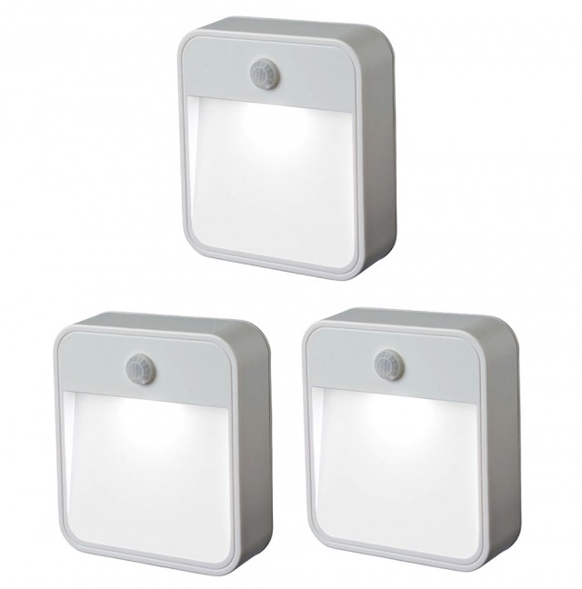 Battery Operated Closet Light With Motion Sensor