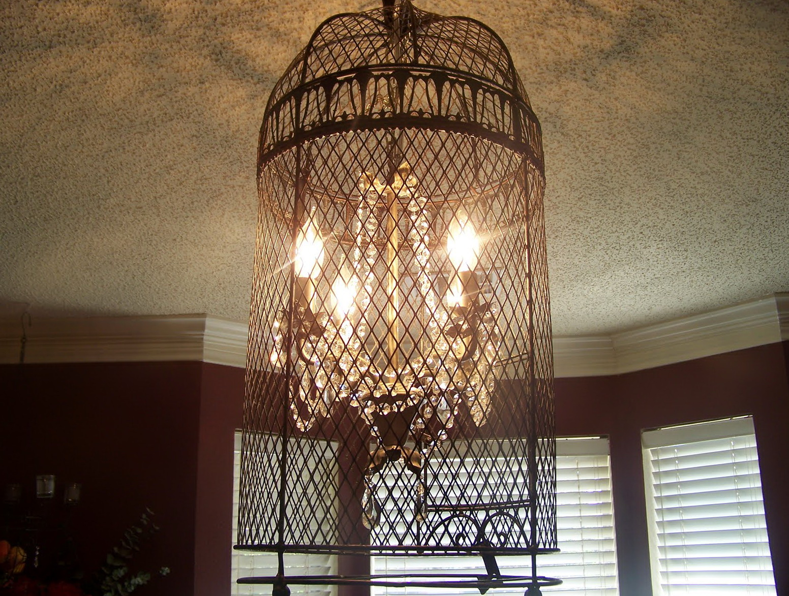 Birdcage Chandelier Restoration Hardware Home Design Ideas